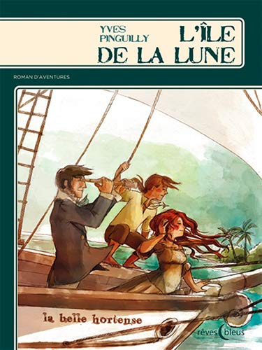 9782842381639: ILE DE LA LUNE (L')