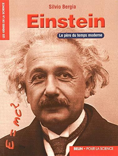 9782842450717: Einstein : Le père du temps moderne