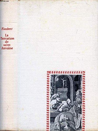 9782842481452: La tentation de saint Antoine
