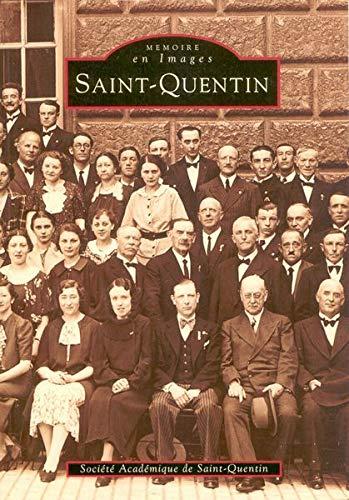 9782842530815: Saint-Quentin