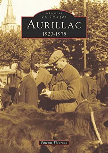 9782842537371: Aurillac (French Edition)
