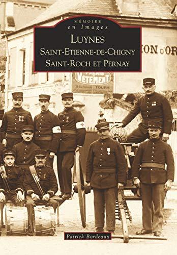 9782842538088: Luynes - saint-etienne-de-chigny, saint-roche et pernay