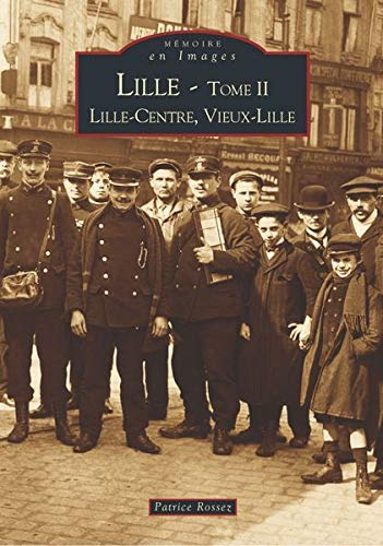 9782842538293: Lille : Tome 2, Lille-Centre, Vieux-Lille (French edition)
