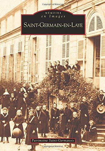 9782842539993: Saint-Germain-en-Laye (French Edition)
