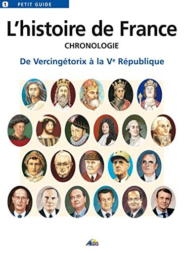 Histoire de France. Chronologie: Collectif