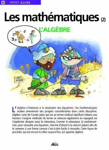 9782842590529: Les mathematiques (algebre)