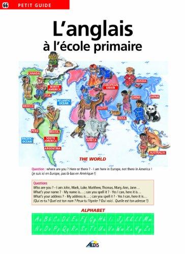 9782842590956: L'anglais à l'école primaire