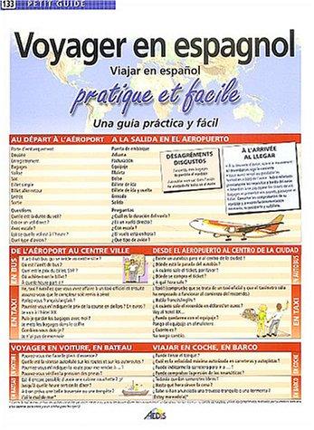 9782842592110: Voyager en espagnol, pratique et facile (French Edition)