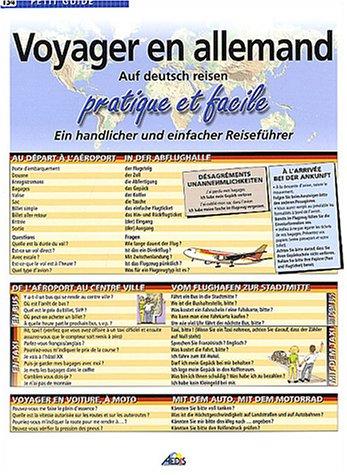 9782842592127: Voyager en allemand : Pratique et facile