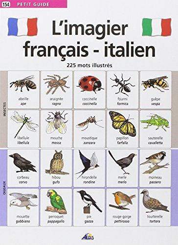 9782842592431: L'imagier fran�ais-italien