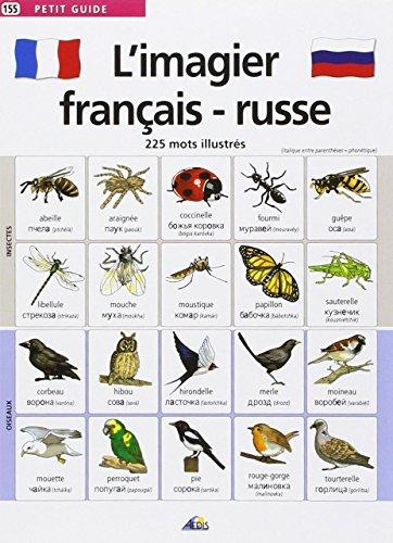 9782842592455: L'imagier francais-russe : 225 mots illustrés