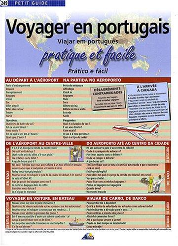 9782842593698: voyager en portugais