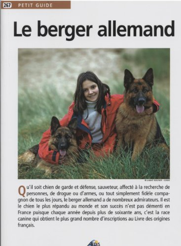 9782842593995: Le berger allemand
