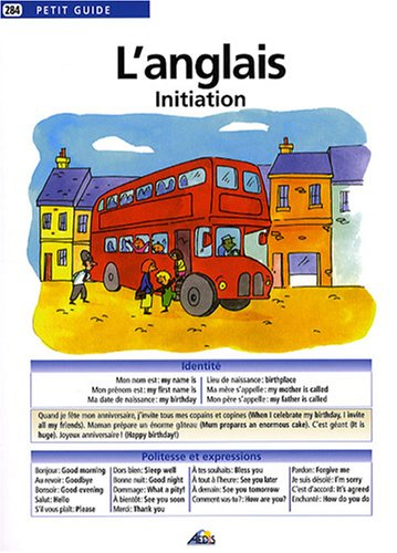 ANGLAIS -L- INITIATION: PETIT GUIDE 284