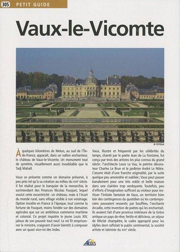 Coloriage Chateau Vaux Le Vicomte.Vaux Le Vicomte Abebooks