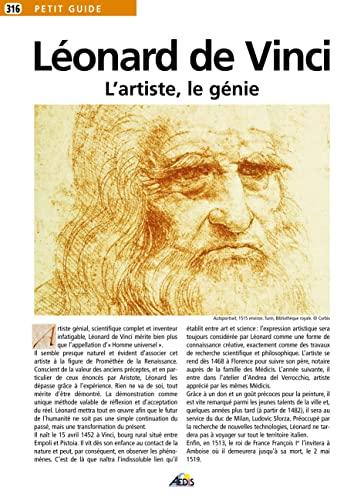 9782842596071: Léonard de Vinci
