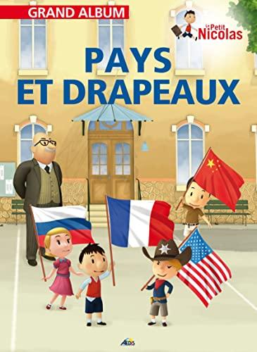 9782842596590: Pays et drapeaux (Grand album pour les enfants)