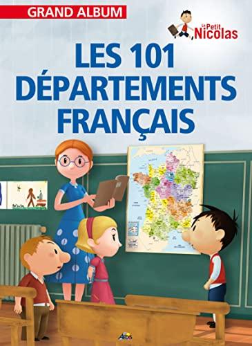 9782842597559: Les 101 Departements Français