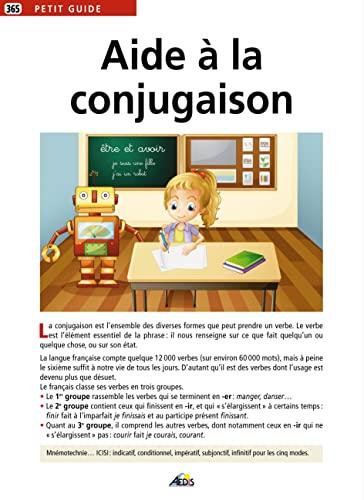 9782842597641: Aide a la Conjugaison