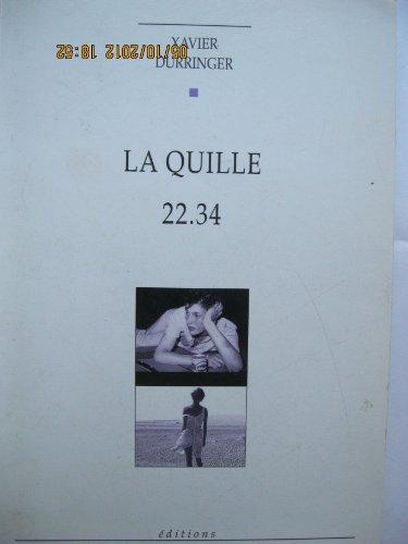 9782842600402: La Quille