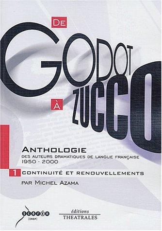 de godot à zucco, anthologie des auteurs: Azama, Michel