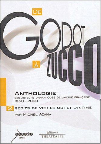 de Godot ? Zucco, anthologie des auteurs: MICHEL AZAMA