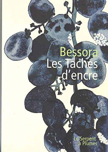 9782842612153: Les Taches d'encre