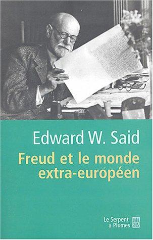 9782842614782: Freud Et Le Monde Extra Europeen