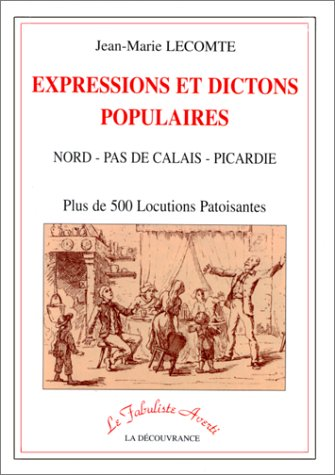 Expressions et dictons populaires