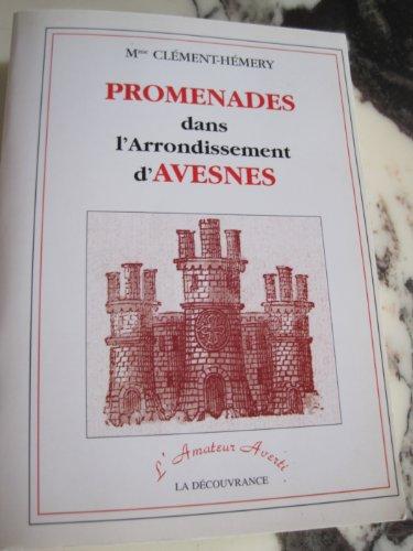 9782842652128: Promenades Arrondissement d'Avesnes