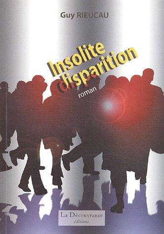 9782842655075: Insolite disparition (French Edition)