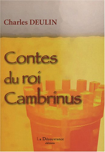 9782842655266: Contes du roi Cambrinus (French Edition)