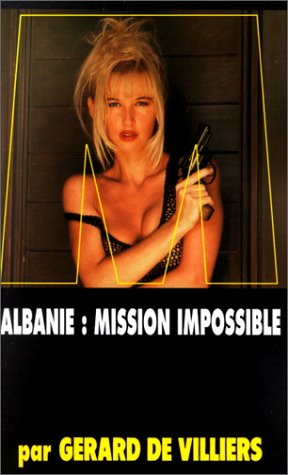 9782842671273: Albanie : Mission impossible
