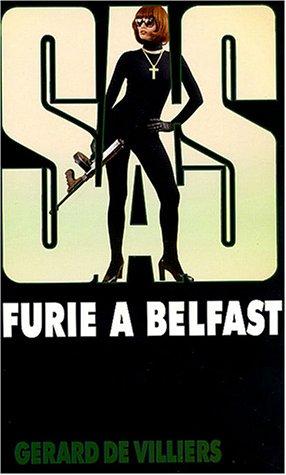 9782842672911: SAS, numéro 36 : Furie à Belfast