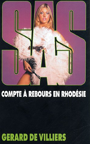 9782842677770: Comptez à rebours en Rhodésie (French Edition)
