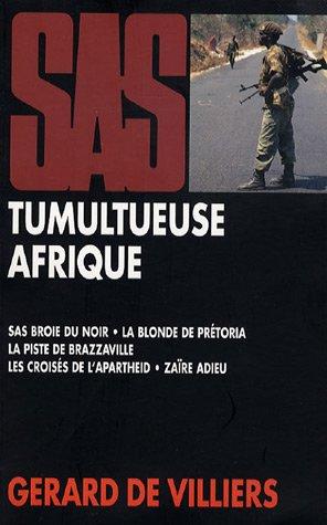 9782842678388: Tumultueuse Afrique (French Edition)