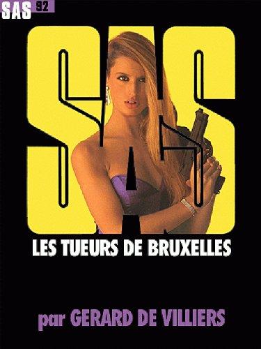9782842679743: SAS n°92 : les tueurs de Bruxelles