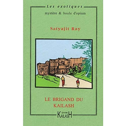 Le brigand du Kailash (2842680618) by Satyajit Ray