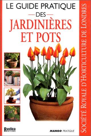 9782842701246: Le Guide pratique des jardinières et pots