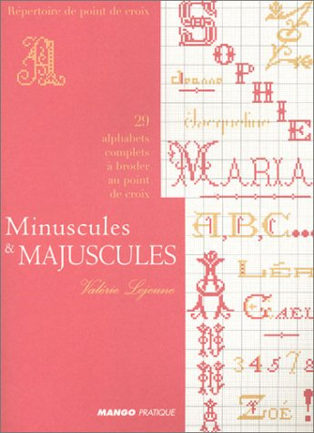 9782842703943: Minuscules et majuscules