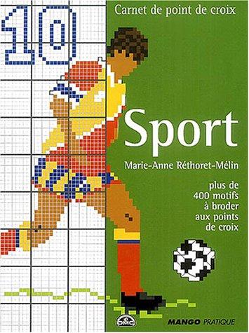9782842704407: Sport: 21 (Carnet de point de croix)