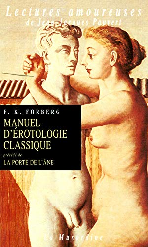 9782842710019: Manuel D'Erotologie Classique