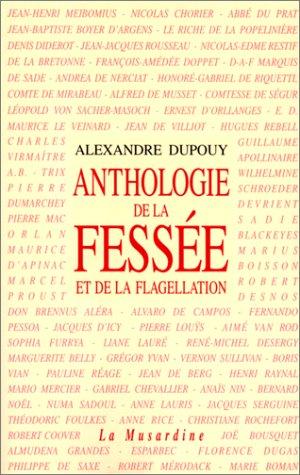 anthologie de la fessee et de la flagellation pdf