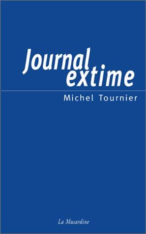 9782842711726: Journal extime