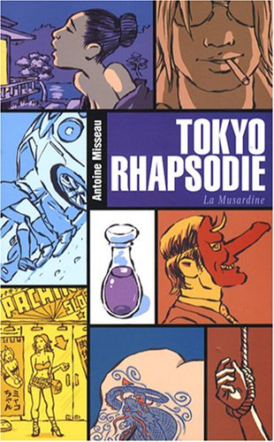 9782842713584: Tokyo Rhapsodie