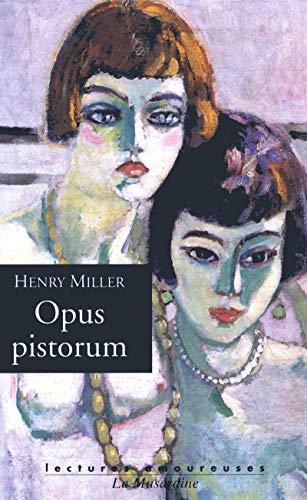 9782842714567: Opus pistorum (French Edition)