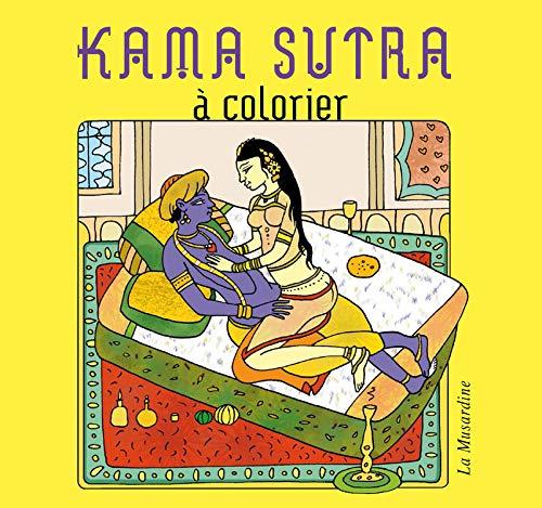 9782842719456: Kama Sutra à colorier