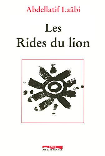 9782842721008: Les rides du lion (A la ligne) (French Edition)
