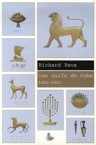 9782842732844: Les juifs de Cuba : 1492-2001
