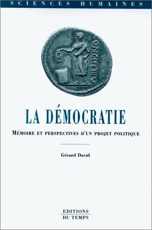 9782842740245: La Democratie (French Edition)